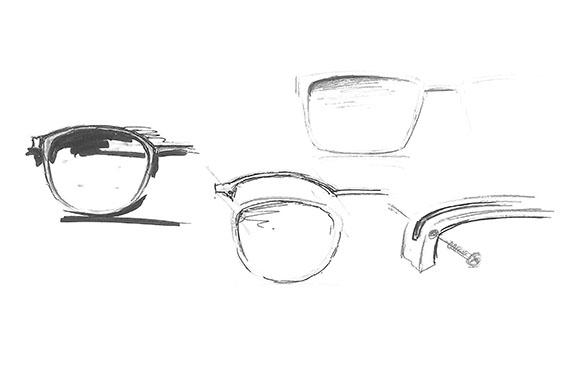Design brýlí 1